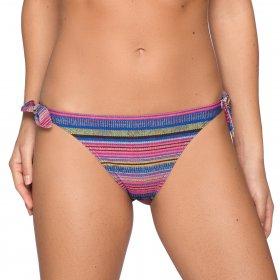 PrimaDonna Swim - Rumba bikinitrusse med bindebånd chill pink