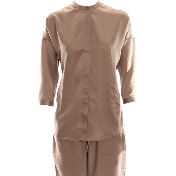 ERES - Digital Big data pyjamas skjorte