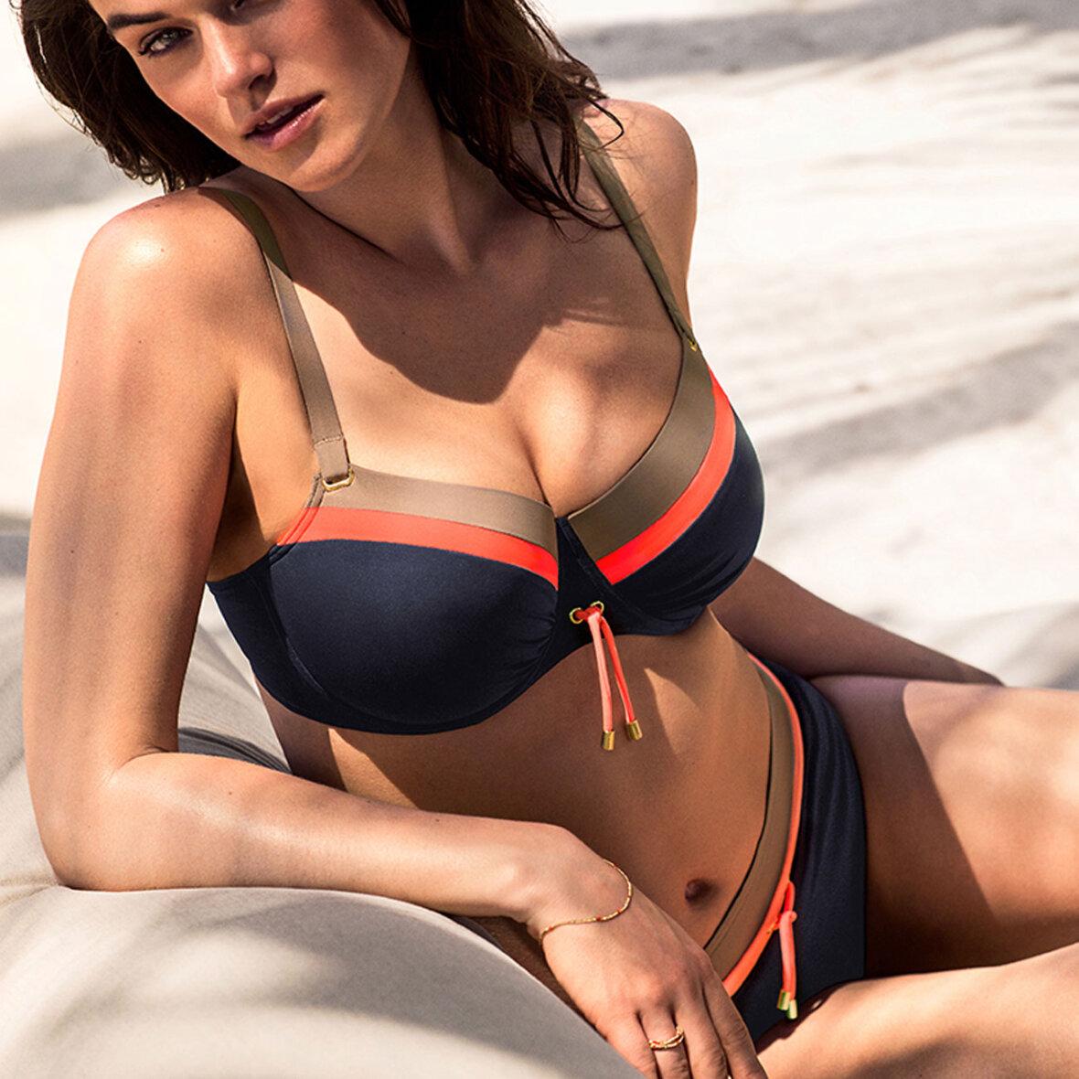 e3491a12362 Anne Sax - Bikinitop med bøjle - PrimaDonna - Ocean Drive bikinitop ...