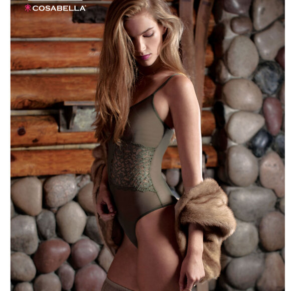Cosabella - Brigitte body rifle green