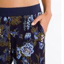 Hanro - Zahra lange bukser big flower print