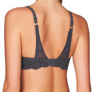 Stella McCartney - Stella Smooth & Lace push-up bh grey marl