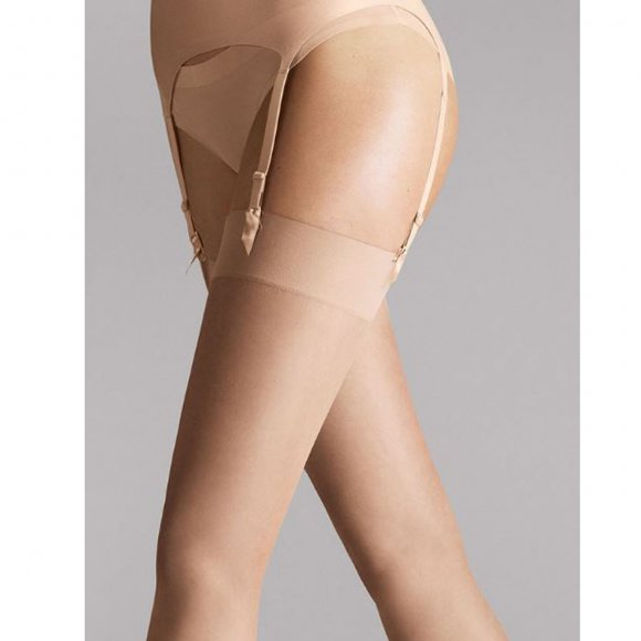 Wolford - Strømpe Individual 10 denier cosmetic