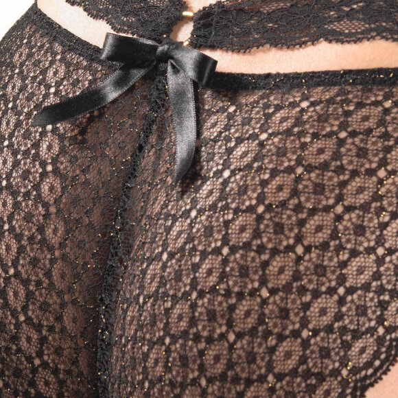 Aubade - Femme Aubade Italiensk trusse black