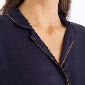Hanro - Lavea natskjorte ink