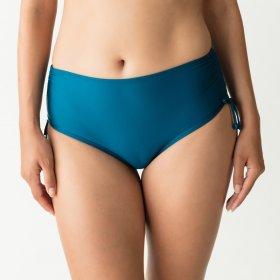 PrimaDonna Swim - Cocktail høj bikinitrusse med bånd booboo bleu
