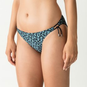 PrimaDonna Swim - Sherry lav bikinitrusse med bånd deep dive