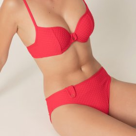 MARIE JO SWIM - Brigitte RIO bikinitrusse true red