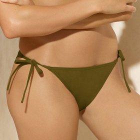 ERES - Duni Malou bikinitrusse bindebånd croco
