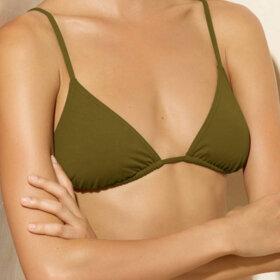 ERES - Duni Mouna bikinitop trekant croco