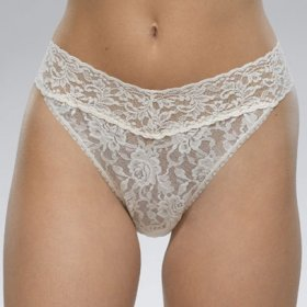 Hanky Panky - Signature Lace Original Rise thong ivory-