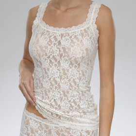 Hanky Panky - Signature Lace Unlined Cami blondetop ivory-