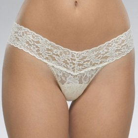 Hanky Panky - Signature Lace Low Rise thong ivory-