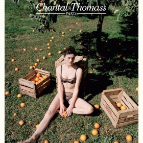 Chantal Thomass - Prodigieuse bh med bøjle black