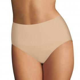 Maidenform - Tame Your Tummy Tailored Shaping Brief nude