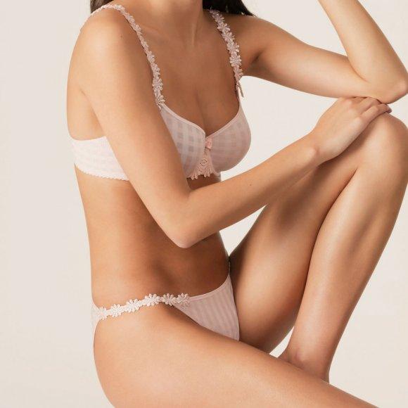 Marie Jo - Avero lav trusse pearly pink