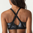PrimaDonna - Myla sports bh med fyld EFG black