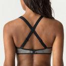 PrimaDonna - Myla bikinitop trekant med fyld EFG black