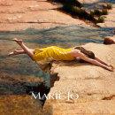 MARIE JO SWIM - Marie Jo badehåndklæde gul