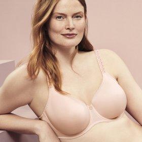 PrimaDonna - Every Woman bh uden søm pink blush
