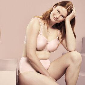 PrimaDonna - Every Woman stropløs bh uden fyld pink blush-
