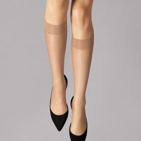 Wolford - Nude 8 Knee-Highs fairly light