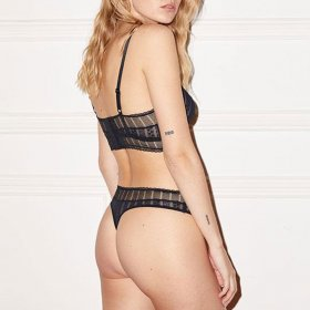 ELSE LINGERIE - Lolita string black