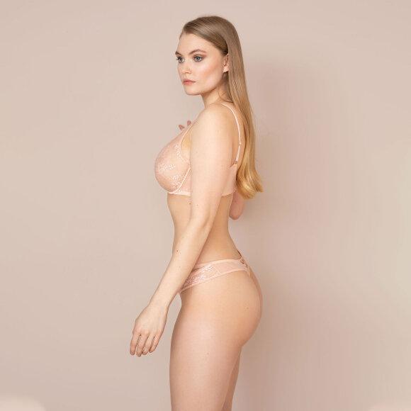 AGENT PROVOCATEUR - Essie string nude