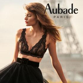 Aubade - Danse des Sens bh uden bøjle black -