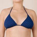 ERES - Costume Veston bikinitop lille trekant pool