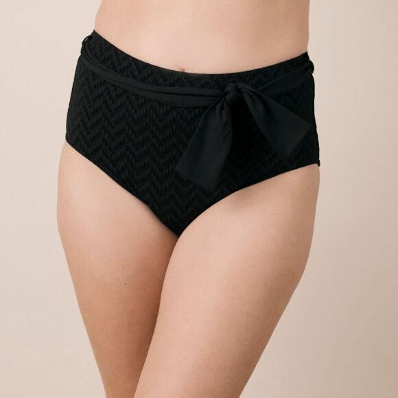 ERES - Costume Pochette høj bikinitrusse black
