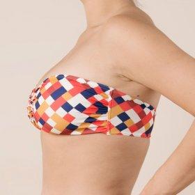 ERES - Mosaic Joli bikinitop stropløs