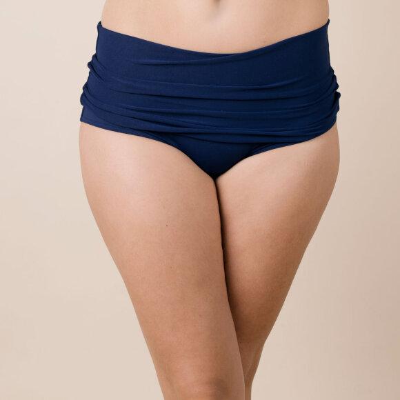 ERES - DUNI GREDIN høj folde-bikinitrusse pool