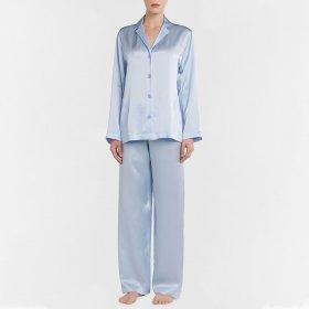 LA PERLA - La Perla Silk pyjamas azure