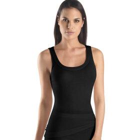 Hanro - Silk/Cashmere top black