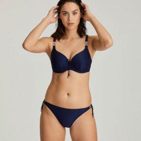 PrimaDonna Swim - Sherry lav bikinitrusse med bånd sapphire blue