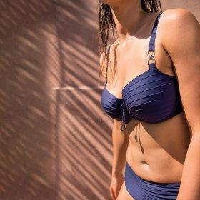 PrimaDonna Swim - Sherry bikinitop fuld skål sapphire blue