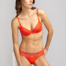 Andres Sarda - Mini bh push up med udt. pude pili pili