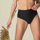 MARIE JO SWIM - Blanche høj folde bikinitrusse / black