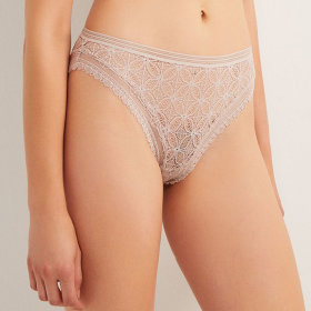 ELSE LINGERIE - Chloe trusse rose quartz