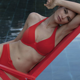 Empreinte - Escale bikinitop med bøjle trekant fire