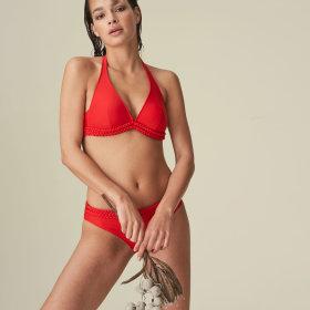 MARIE JO SWIM - Blanche bikinitop trekant med fyld / pomme d'amour