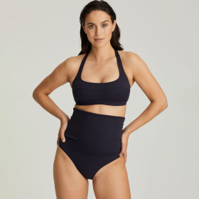 PrimaDonna Swim - Holiday høj folde bikinitrusse midnight blue