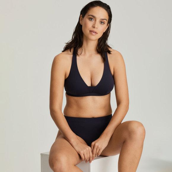 PrimaDonna Swim - Holiday bikinitop udtagelig fyld midnight blue