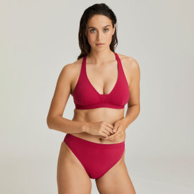 PrimaDonna Swim - Holiday bikinitop udtagelig fyld barollo red