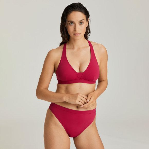 PrimaDonna Swim - Holiday bikinitop udtagelig fyld barollo red