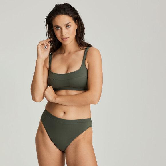 PrimaDonna Swim - Holiday bikinitop uden bøjle uden fyld dark olive