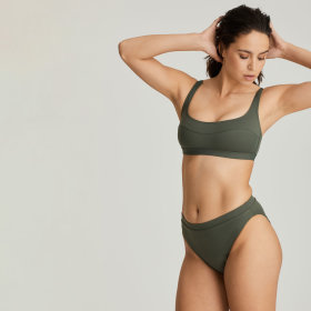 PrimaDonna Swim - Holiday RIO bikinitrusse dark olive