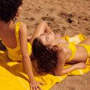 MARIE JO SWIM - Aurelie badedragt bådformet yellow