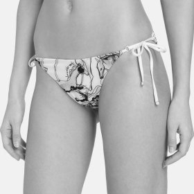 Stella McCartney - Horse Print bikinitrusse bindebånd multi
